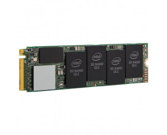 SSD накопитель 512Gb Intel 660p (SSDPEKNW512G8X1)