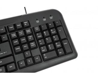 Клавиатура 2Е KS 101 Black USB (2E-KS101UB)