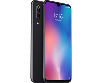 Смартфон Xiaomi Mi 9 6/64Gb Piano Black |Global EU|