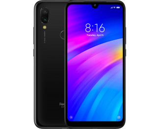 Смартфон Xiaomi Redmi 7 3/32Gb Black |Global|