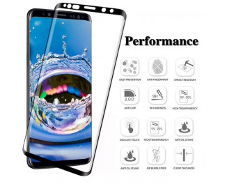 Защитное стекло для Samsung Galaxy S8  MRGO Premium 3D Tempered Glass