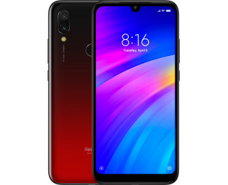 Смартфон Xiaomi Redmi 7 3/32Gb Red |Global|