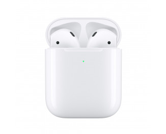 Наушники беспроводные Apple AirPods 2019 with Wireless Charging Case (MRXJ2)