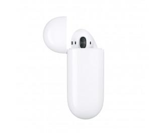 Наушники беспроводные Apple AirPods 2 with Wireless Charging Case (MRXJ2)