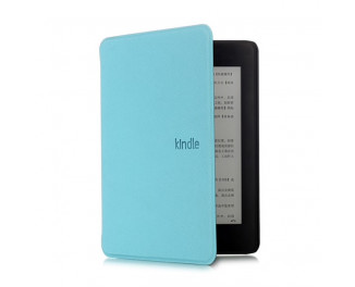 Обложка для электронной книги Amazon Kindle Paperwhite 10th Gen.  Slim Smart Magnetic Case /blue