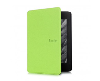 Обложка для электронной книги Amazon Kindle Paperwhite 10th Gen.  Slim Smart Magnetic Case /green