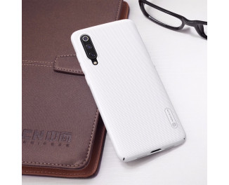 Чехол для смартфона Xiaomi Mi 9  NILLKIN Super Frosted Shield /white
