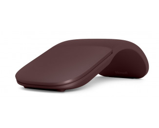 Мышь беспроводная Microsoft Surface Arc Mouse Burgundy (CZV-00011)