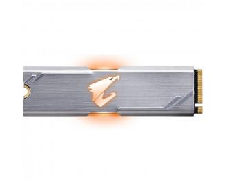 SSD накопитель 512Gb Gigabyte AORUS RGB M.2 NVMe (GP-ASM2NE2512GTTDR AORUS RGB)