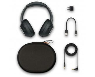 Наушники беспроводные Sony WH-1000XM3 Wireless Noise-Canceling Headphones /Black