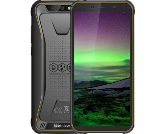 Смартфон Blackview BV5500 2/16Gb Yellow