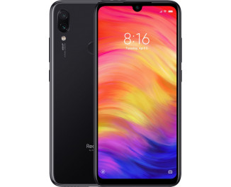 Смартфон Xiaomi Redmi Note 7 3/32Gb Black |Global|