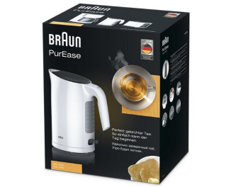 Электрочайник Braun WK 3100 WH