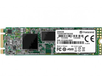 SSD накопитель 256Gb Transcend MTS830S (TS256GMTS830S)