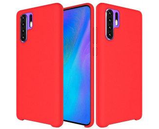 Чехол для смартфона HUAWEI P30 Pro  Liquid Silicone Case /red