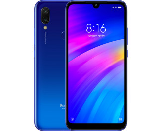 Смартфон Xiaomi Redmi 7 2/16Gb Blue |Global|