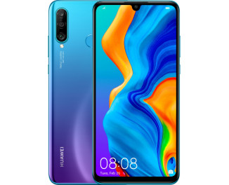 Смартфон HUAWEI P30 Lite 6/128Gb Peacock Blue |Global|