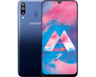 Смартфон Samsung Galaxy M30 4/64Gb Gradation Blue (SM-M305F)