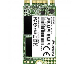 SSD накопитель M.2 2242 256Gb Transcend (TS256GMTS430S)