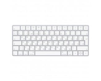 Клавиатура беспроводная Apple Magic Keyboard, оригинальная русская раскладка (MLA22RU/A)