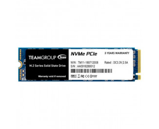 SSD накопитель 256Gb Team MP34 (TM8FP4256G0C101)