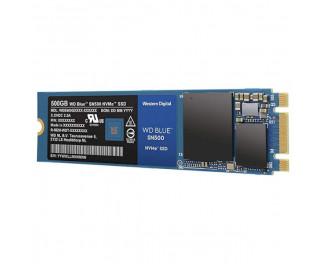SSD накопитель 500Gb WD Blue SN500 (WDS500G1B0C)