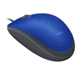Мышь Logitech M110 Silent Blue (910-005488)