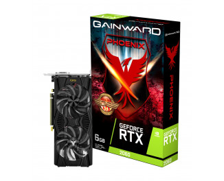 Видеокарта Gainward GeForce RTX 2060 Phoenix