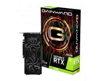 Видеокарта Gainward GeForce RTX 2060 Ghost (426018336-4429)