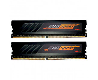 Оперативная память DDR4 16 Gb (3000 MHz) (Kit 8 Gb x 2) Geil EVO Spear (GSB416GB3000C16ADC)
