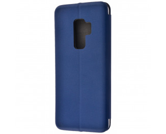 Чехол для смартфона Samsung Galaxy S9+  OEM Flip Magnetic Case /dark blue