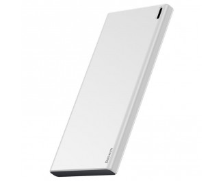 Портативный аккумулятор Baseus Chocolate The thin body 10000mAh (PPALL-QK21) White