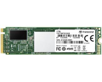 SSD накопитель 1 TB Transcend MTE220S (TS1TMTE220S)