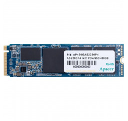SSD накопитель 480Gb Apacer AS2280P4 M.2 2280 (AP480GAS2280P4-1)