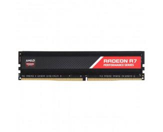 Оперативная память DDR4 8 Gb (2400 MHz) AMD Radeon R7 (R7S48G2400U2S)