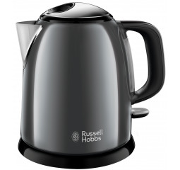Электрочайник Russell Hobbs Colours Plus Mini Gray 24993-70