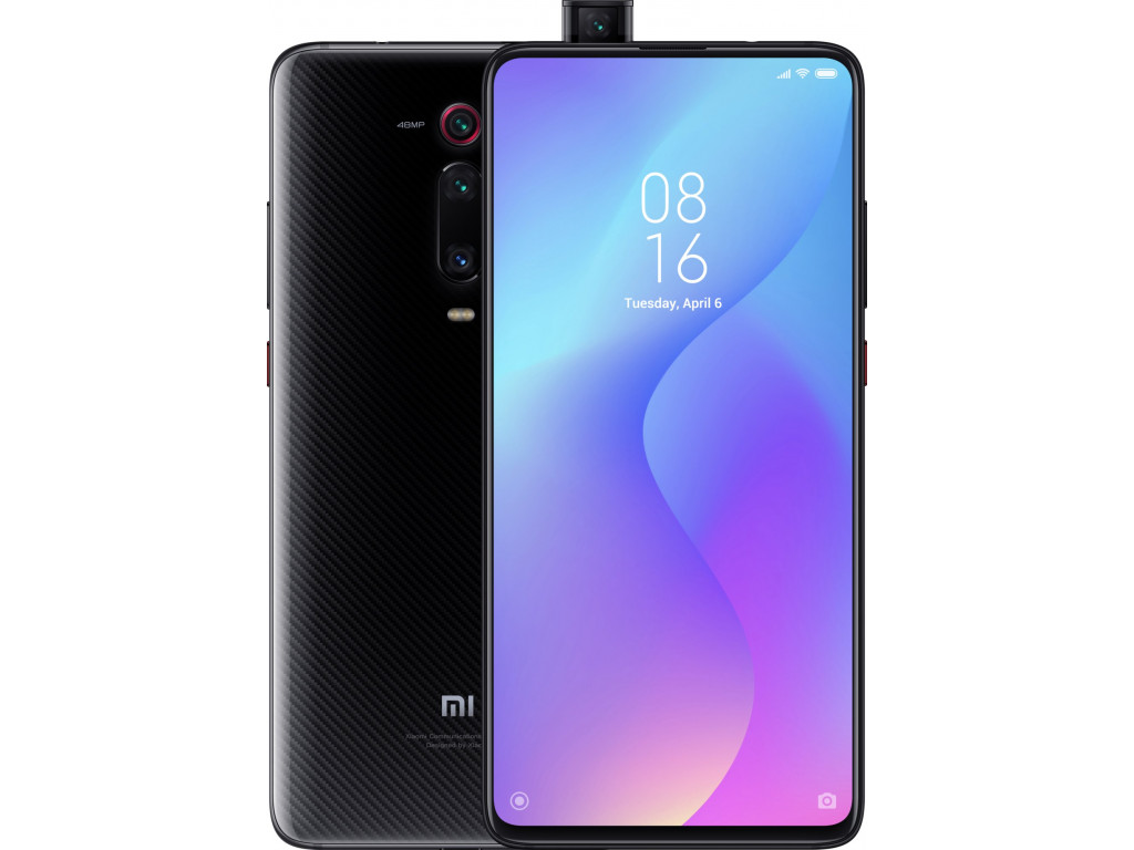 Купить в магазине Смартфон Xiaomi Mi 9T 6/64Gb Carbon Black |Global EU|  pcshop logo_Пасха_2pcshop logo_Пасха_2