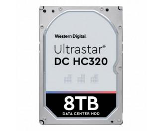 Жесткий диск 8 TB WD Ultrastar DC HC320 (0B36404 / HUS728T8TALE6L4)