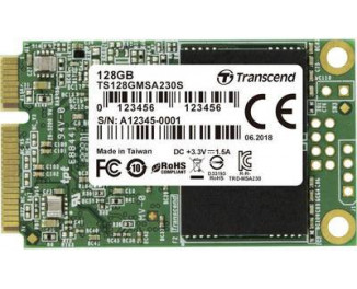 SSD накопитель 128Gb Transcend 230S 3D TLC (TS128GMSA230S)