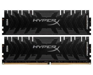 Оперативная память DDR4 16 Gb (4266 MHz) (Kit 8 Gb x 2) Kingston HyperX Predator Black (HX442C19PB3K2/16)