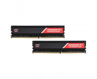 Оперативная память DDR4 16 Gb (2666 MHz) (Kit 8 Gb x 2)  AMD Radeon R7 (R7S416G2606U2K)