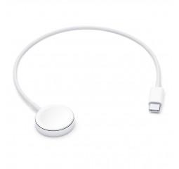 Кабель Apple для зарядки Apple Watch USB-C с магнитным креплением 0.3m (MU9K2)