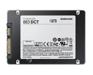 SSD накопитель 1.9 TB Samsung 883 DCT Enterprise SATA (MZ-7LH1T9NE)