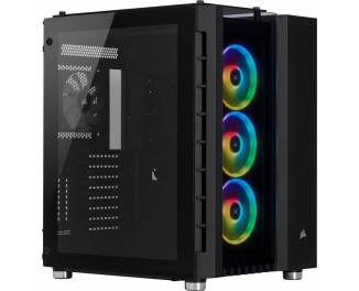 Корпус Corsair Crystal 680X RGB Black (CC-9011168-WW)
