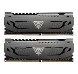 Оперативная память DDR4 32 Gb (3200 MHz) (Kit 16 Gb x 2) Patriot Viper Steel (PVS432G320C6K)