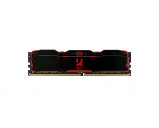 Оперативная память DDR4 4 Gb (3000 MHz) GOODRAM IRDM X (IR-X3000D464L16S/4G)