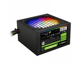 Блок питания 600W GAMEMAX (VP-600-RGB)