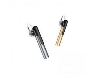 Bluetooth гарнитура hoco E21 Razor-Edge /metal gray