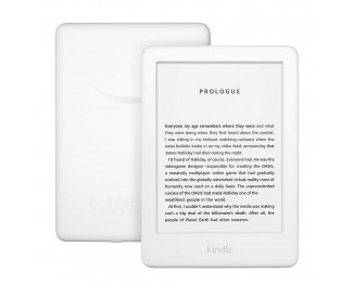 Электронная книга Amazon Kindle All-new 10th Gen. (2019) White NEW