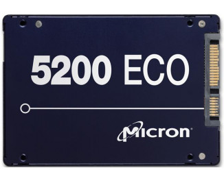 SSD накопитель 480Gb Micron 5200 Eco (MTFDDAK480TDC-1AT1ZABYY)